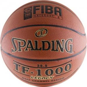 Мяч для баскетбола Spalding PTF-1000  № 6