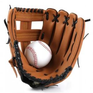 Лапа ловушка бейсбольная кожа
