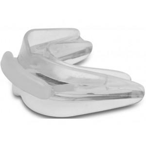 Капа Everlast 2 челюстная, термопластик в коробочке, прозрачный и цветной дизайн, класс Люкс