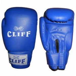 Перчатки для бокса Cliff 14 унций, синие