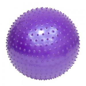 Мяч для фитнеса массажный 85 см.