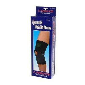 Cуппорт колена с жестким усилением