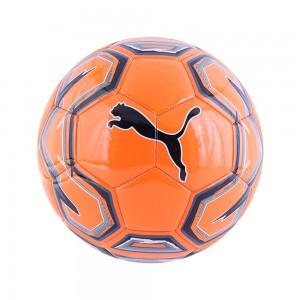Мяч футбольный  №5 PUMA  оранжевый глянцевый