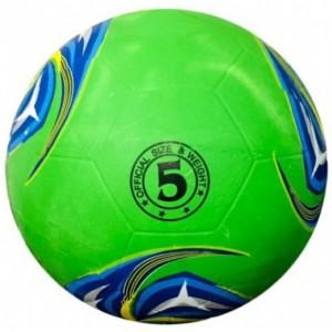 Мяч футбольный  №5, спецрезина, для игр на асфальте и твердых покрытиях, цвет в ассортименте.