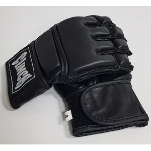 Перчатки боевые для ММА, боев без правил и рукопашного боя кожаные