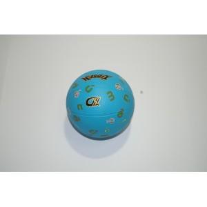 Мяч футбольный  №3, спецрезина, для игр на асфальте и твердых покрытиях, цвет в ассортименте.