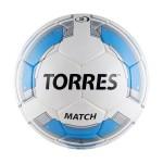 Мяч для футбола Torres  Match №5