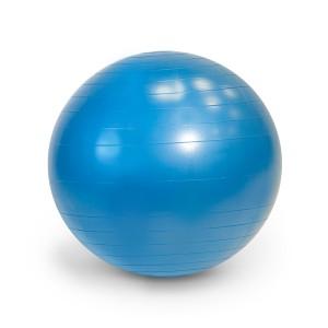 Мяч для фитнеса, диаметр 65 см, максимальный вес пользователя 130 кг, поливинилхлорид