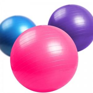 Мяч гимнастический, диаметр 85, до 190 кг, с ручным насосом