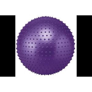 Мяч гимнастический массажный 65см