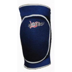 Наколенники волейбольные DIKESI, трикотажные, тёмно-синие, размер M