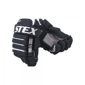 """Перчатки игрока детские для хоккея с шайбой Stex 8"""", 9"""", 10"""""""