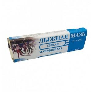 Лыжная мазь синяя -2-8, 40гр, для скоростного бега на лыжах пр-во Россия