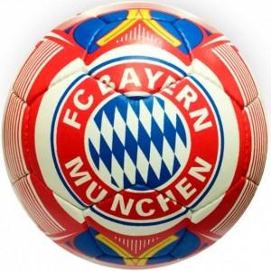 Мяч футб. №5 BAYERN MUNCHEN, символика клуба,3-слойный