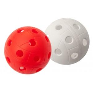 Мячик для игры в флорбол.