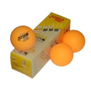 Мячи для настольного тенниса DHS G137B, 3 шт