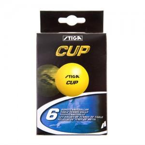 Мячи для настольного тенниса Stiga Cup 5115-06