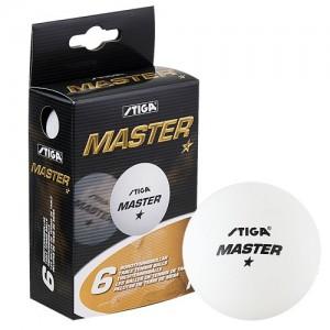 Мячи для настольного тенниса Stiga Master 5140-06, 5145-06