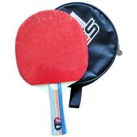 Ракетка для н.тениса  в чехле №8204