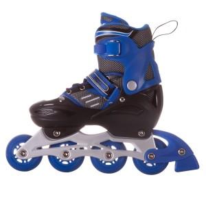 Раздвижные роликовые коньки Energy blue (L (39-42))38-38 .31-34)