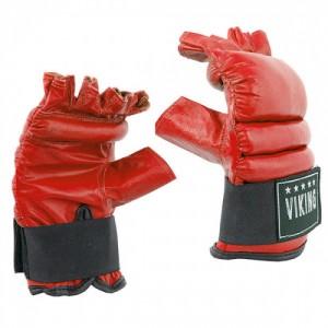 Перчатки боевые VIKING FULL CONTACT кожаные