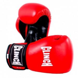 Перчатки боксерские  GLINCH 10 унц для кикбоксинга