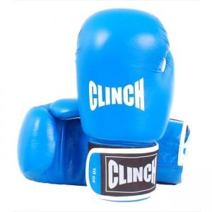 """Перчатки боксерские  GLINCH 10 унц профессиональные, натуральная кожа """"COWHIDE GRADE A"""", композитный"""