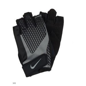 Перчатки Nike для фитнеса без пальцев