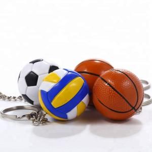 Брелок мяч боскетбольный