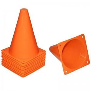 Конус для разметки оранжевый