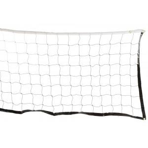 Сетка для волейбола с металлическим тросом тренировочная