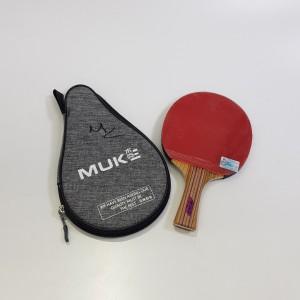 Ракетка для настольного тенниса MX200A, чехол серый