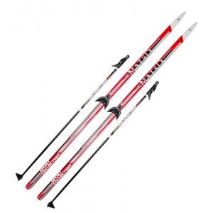 Лыжный комплект СК Matrix Step 75мм 140