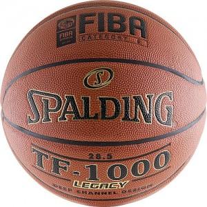 Мяч для баскетбола Spalding PTF-1000  № 7
