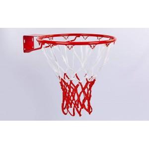 Сетка для баскетбола цветная