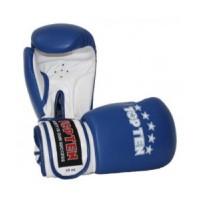 Перчатки для бокса Top Ten класса А 10 унций синие