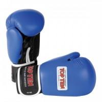 Перчатки для бокса Top Ten класса А 12 унций синие