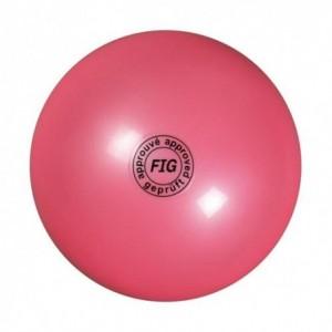 Мяч для художественной гимнастики профессиональный 19 см, 400г. FIG approved