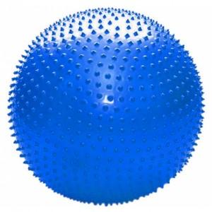 Мяч гимнастический массажный 75см