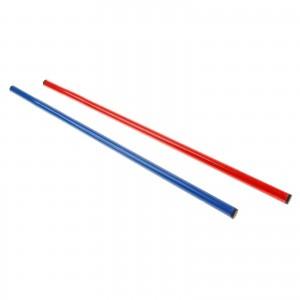 Палка гимнастическая металлическая 1 м