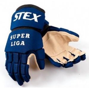 """Перчатки игрока для хоккея  с мячом """"SUPER LIGA"""" Stex M, L, XL"""