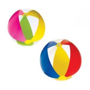 Мяч Цветные дольки Intex 59-032 61см