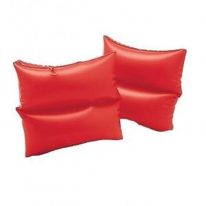 Нарукавник плавательный Intex 59-640 19х19см, красный