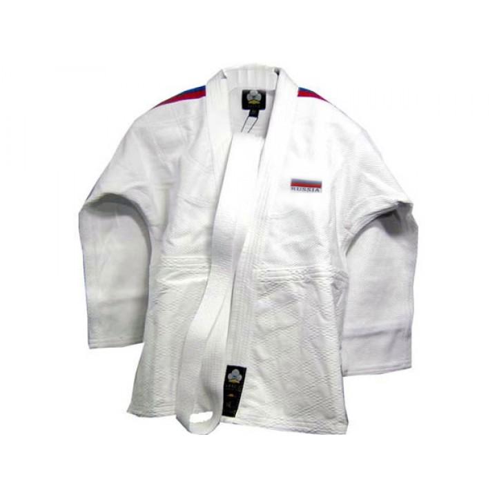 Кимоно для дзюдо Firuz белое