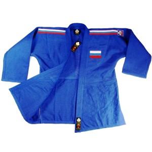 Кимоно для дзюдо Firuz синее