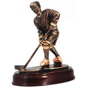 Кубок статуэтка на подставке Хоккей YM 128