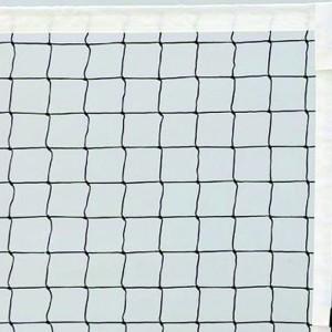 Сетка для волейбола черная любительская № 3,2 9,5м