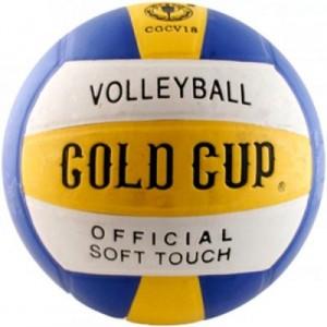 Мяч для волейбола Cold Cup Oficial цветной