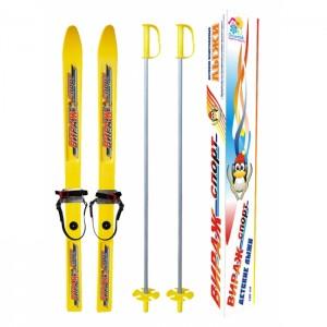 Лыжи детские «Вираж-спорт»