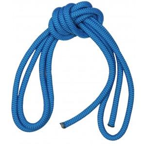 Скакалка гимнастическая синяя, 3 м